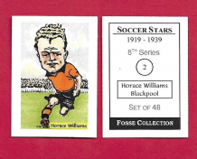 Blackpool Horace Williams 2 (FC)